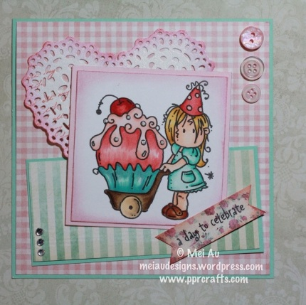 Bugaboo Cupcake Wagon