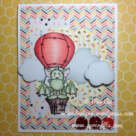 Bugaboo Hot Air Balloon Clyde
