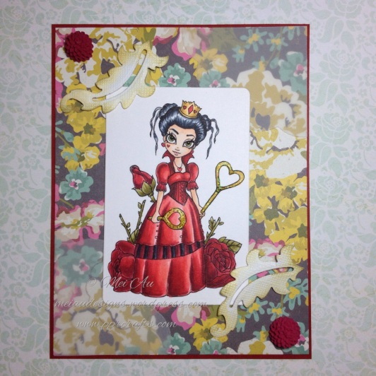 Faery Ink Queen of Hearts