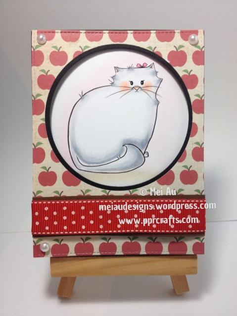 Sami Stamps, Persian Kitty 2